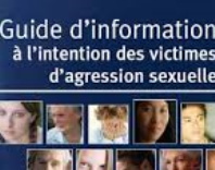 Guide d'information à l'intention des victimes d'agression sexuelle